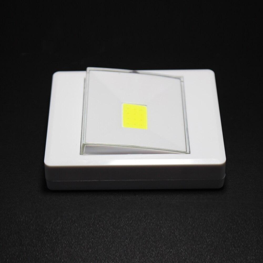 Супер яркий COB LED свет работы инспекции лампы руки факел Магнитная бра ночники палатка Фонари с магнитом