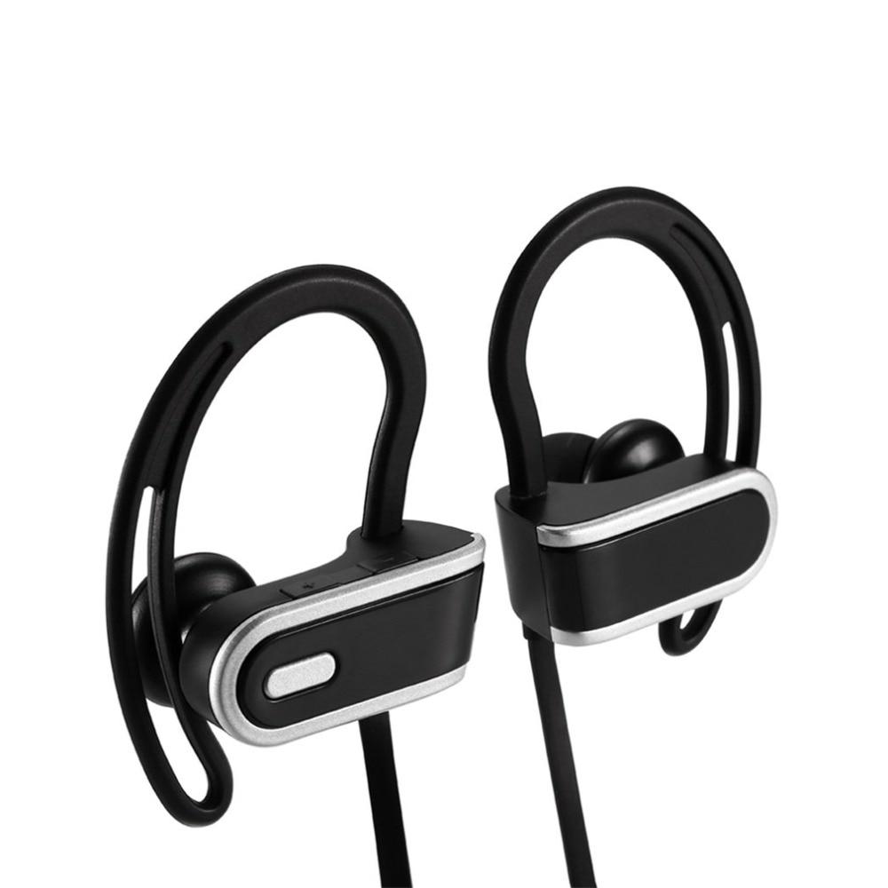 H1 Wireless Headphones Wireless Earphone Eeabuds Ear Hook Stereo Music Headset Hands-free Sports Earphones With Mic