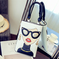 2017 Small Direct Selling Casual Tote Polyester Bag Summer New Handbag Korean Mobile Phone Shoulder Hand Satchel Personality