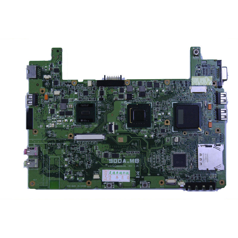 где купить  original For Asus Eee PC 900A Laptop Motherboard 100% tested system board free shipping  дешево