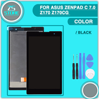 New Z170CG LCD For Asus ZenPad C 7 0 Z170 Z170CG Display And Touch Screen Digitizer