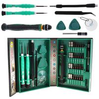Multifunction 38 In 1 Precision Screwdriver With Disassemble Tool And Plastic Storage Box For Mobile Phone