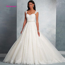 LEIYINXIANG Bride Dress Wedding Dress Ball Gown