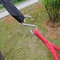 Outdoor Sport Hammock hanging belt hammock strap rope with metal buckle Hook Camping Tool Accessories  IC878830