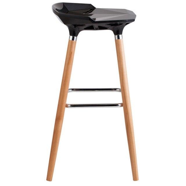 Color Negro sillas de bar color rojo blanco amarillo muebles ...