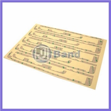 50pcs/lot Excellent Touch Screen Digitizer 3M Adhesive Sticker For iPad Air For iPad5 FreeShipping