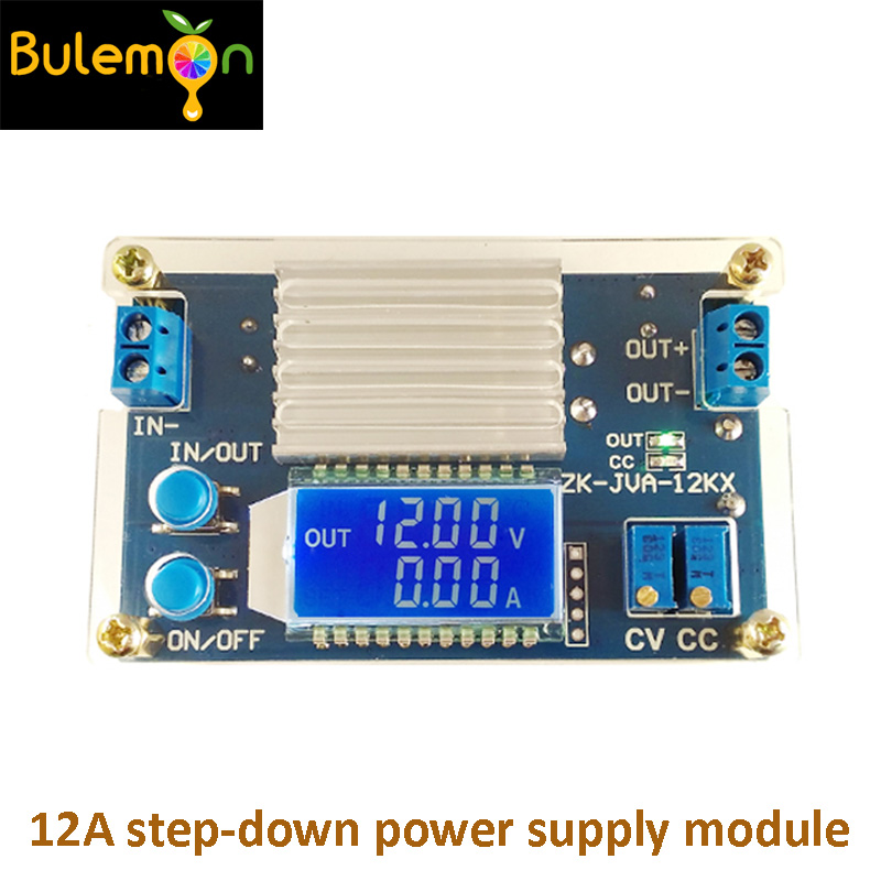 CVCC Programmable Control Step down Power Supply Modul LCD Display DP20V2A