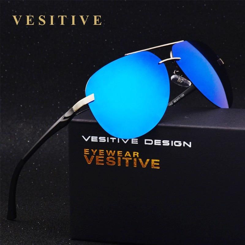 Aliuminio magnio poliarizuoti akiniai nuo saulės Vyriški vairuotojo - Drabužių priedai