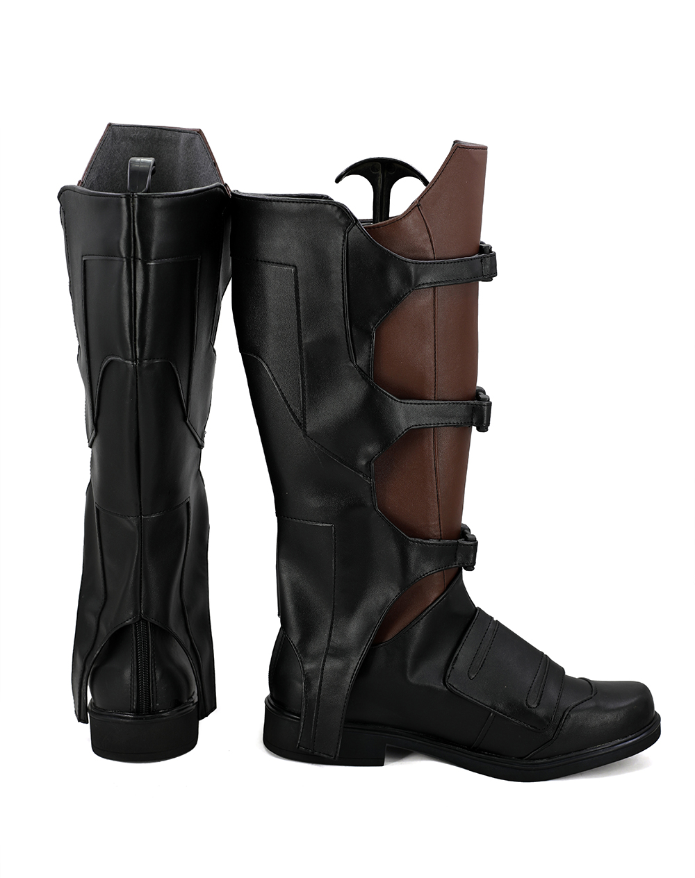 Guardians of The Galaxy Star Lord Peter Quill Cosplay Boots Shoes Custom Made Halloween Makeup