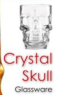 HOT Selling! beer cup/Doomed Crystal Skull Glassware/Big Beer mug creative gifts for everyone free shipping