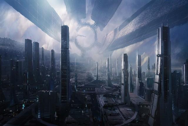 Aliexpress.com : Buy Citadel (Mass Effect 1.2.3)game poster print ...