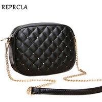 Hot Sale Women Messenger Bags Brand Designer Shoulder Bags Rivet Chain Strap Crossbody Bags For Women