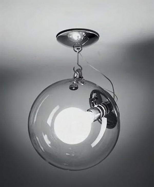 Modern Contemporary Ceiling Lights: Creative Diameter 25cm Contemporary Glass Shade Glass