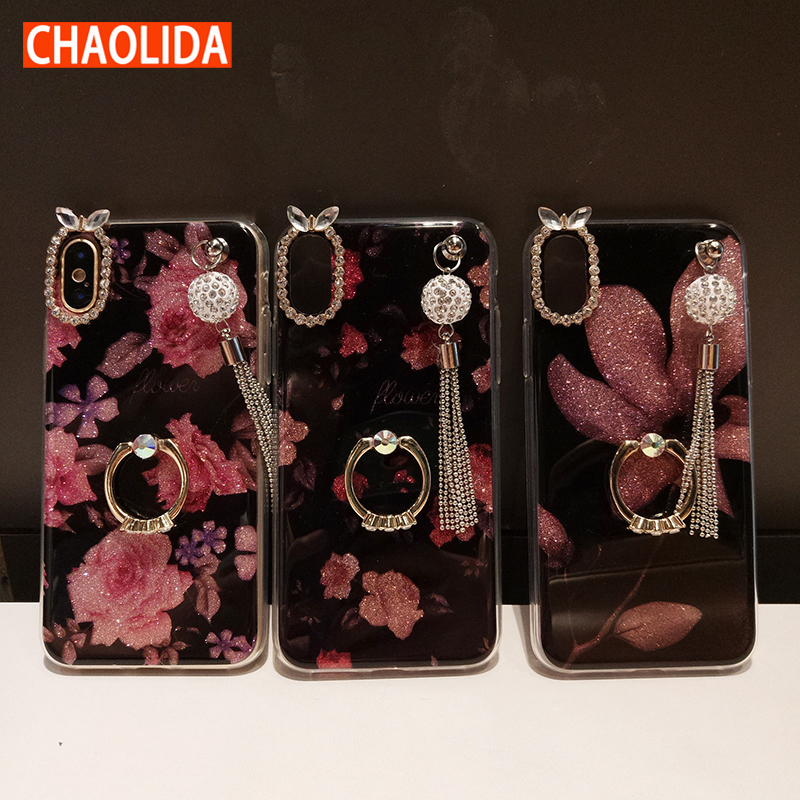 CHAOLIDA Wholesale Finger Ring Fancy Women TPU Capa