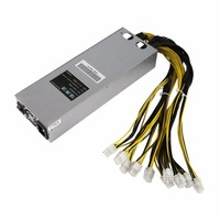Stable Performance 1600W Quiet Miner Power Supply Mining Machine Power Supply Suitable For For S7 Ant