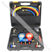 High Quality R134A Manifold Gauge Feron Adding Gauge For R134A Cooling System Testing Tool