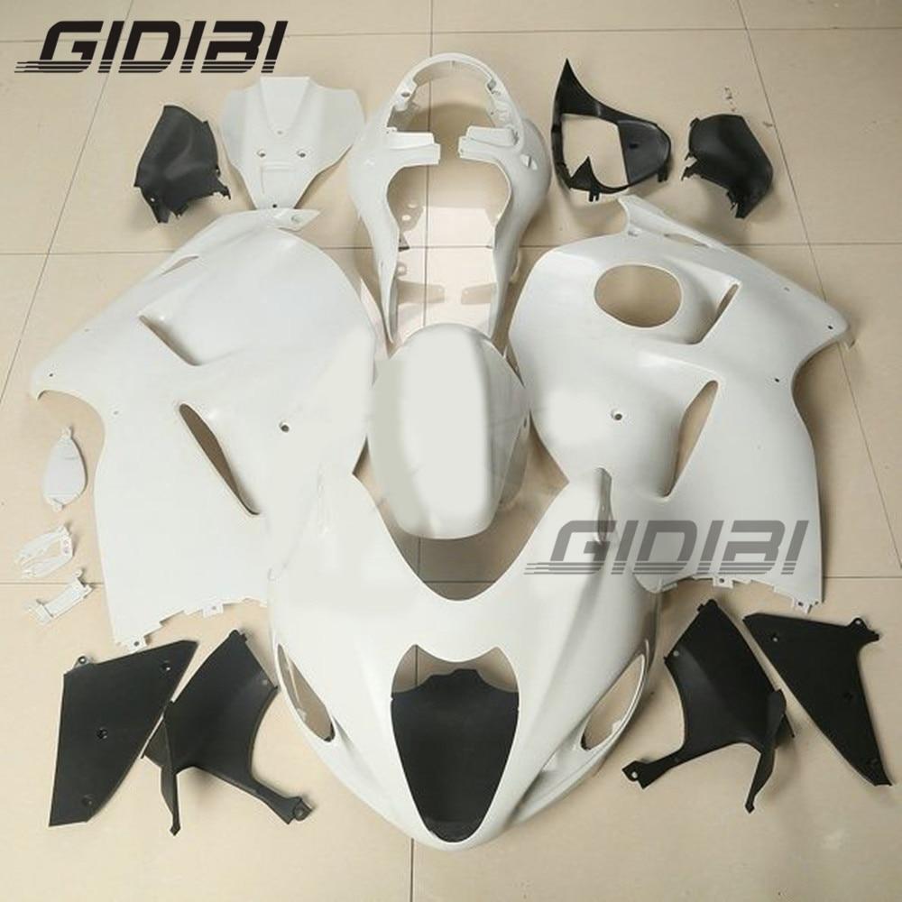 Unpainted ABS Injection Mold Bodywork Fairing Kit For SUZUKI GSXR1300 Hayabusa 1997 2007 98 99 00 01 02 03 04 05 06 +4 Gift