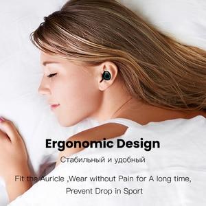 Image 3 - Esvne S7 TWS bluetooth earphone Earbuds Wireless Bluetooth headphone Stereo Headset Bluetooth Earphone With Mic and Charging Box