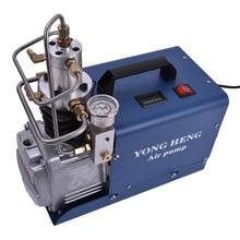 220 В/110 В высокое Давление 30MPa Электрический мини насос воздушный компрессор на воздух для пневматической винтовки PCP Винтовка Подводное inflat 1.8KW