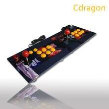 Двойная игровая аркадная палка cdragon игровой джойстик контроллер