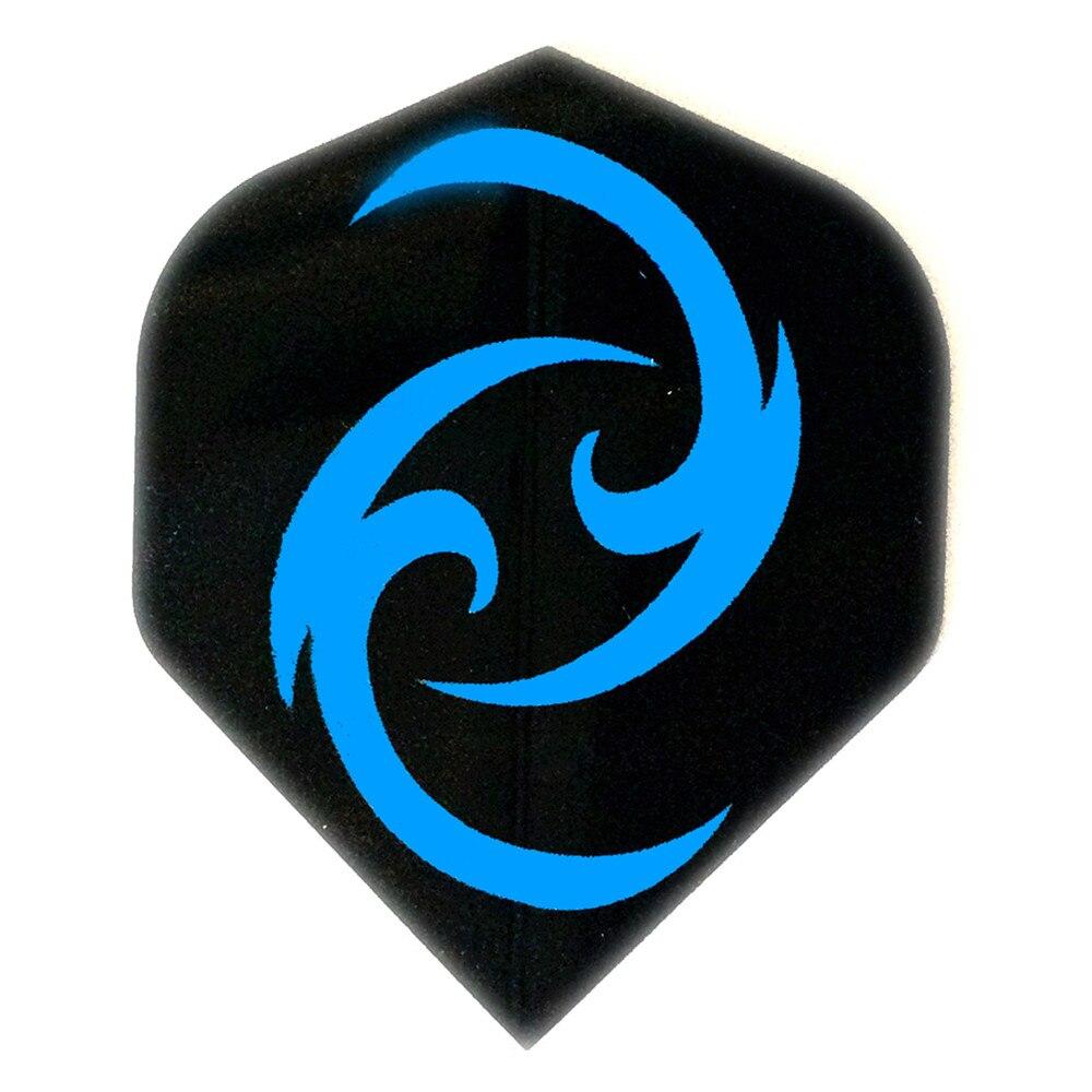 Nianshou 30 шт./1 комплект Дартс Перелёты высокого качества новые продукты черный и синий Дартс Перелёты Приятно ПЭТ-бесплатная доставка C3