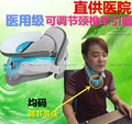 Adjustable Cervical traction apparatus household fixed cervical stretched neck massager massage pillow
