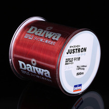 5Pcs 500m Daiwa  Fishing Line Nylon Super Strong Z60 Series Japan Monofilament Fishing Line Fishing Line Without Package Box