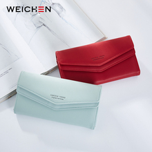 New Geometric Envelope Clutch Wallet For Women