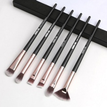 6Pcs/set Makeup Brush Concealer Eyeshadow Foundation Set Mini Tool