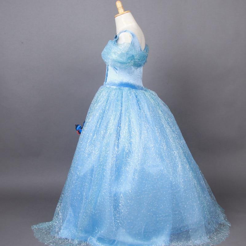 Fashion princess prom dress children girls ball gown girls princess ...