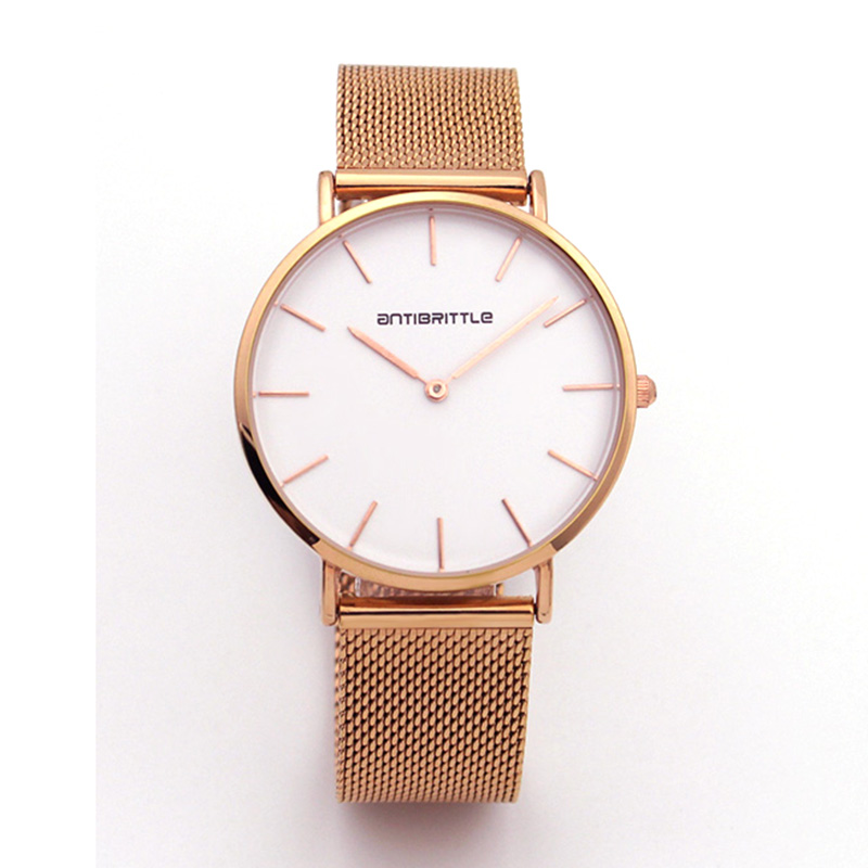 Quartz Πολυτελή Μάρκα Rose Χρυσό ματιών - Γυναικεία ρολόγια - Φωτογραφία 1