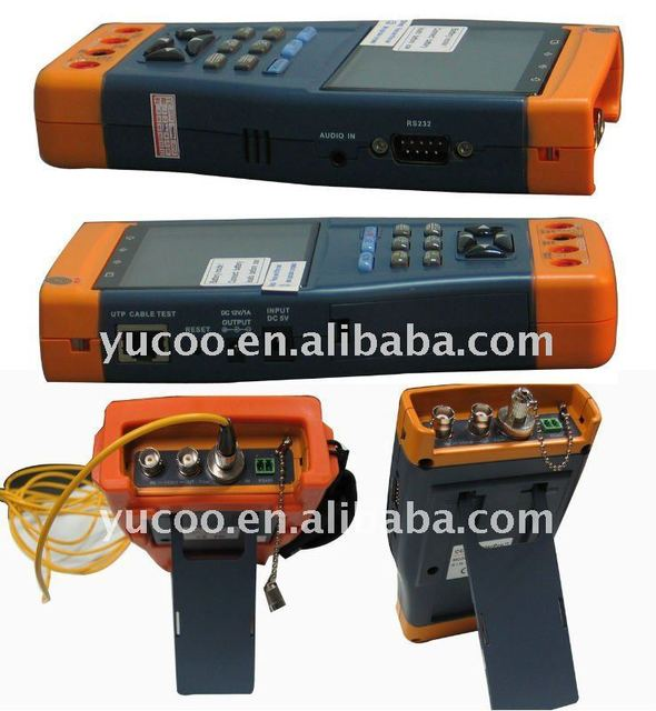 (YK-JC09) With 3.5-inch TFT-LCD Optical Fiber Tester