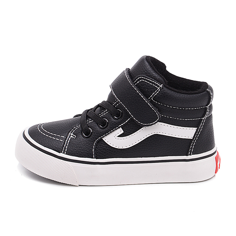 Детские спортивные дети обуви Детская Повседневное Обувь для мальчиков Обувь для девочек тапки модные плюшевые теплые хлопковые Обувь ант
