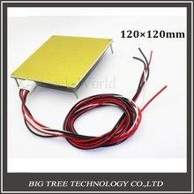 BIQU 1 unid 12 V MK2B Cama Caliente 120*120mm Para Mendel RepRap mendel PCB Climatizada MK2B Cama para Impresora Mendel 3D