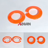 Engine Guards Protector Slider Cover Fit For YAMAHA XG250 Tricker Optional Color Orange Yellow