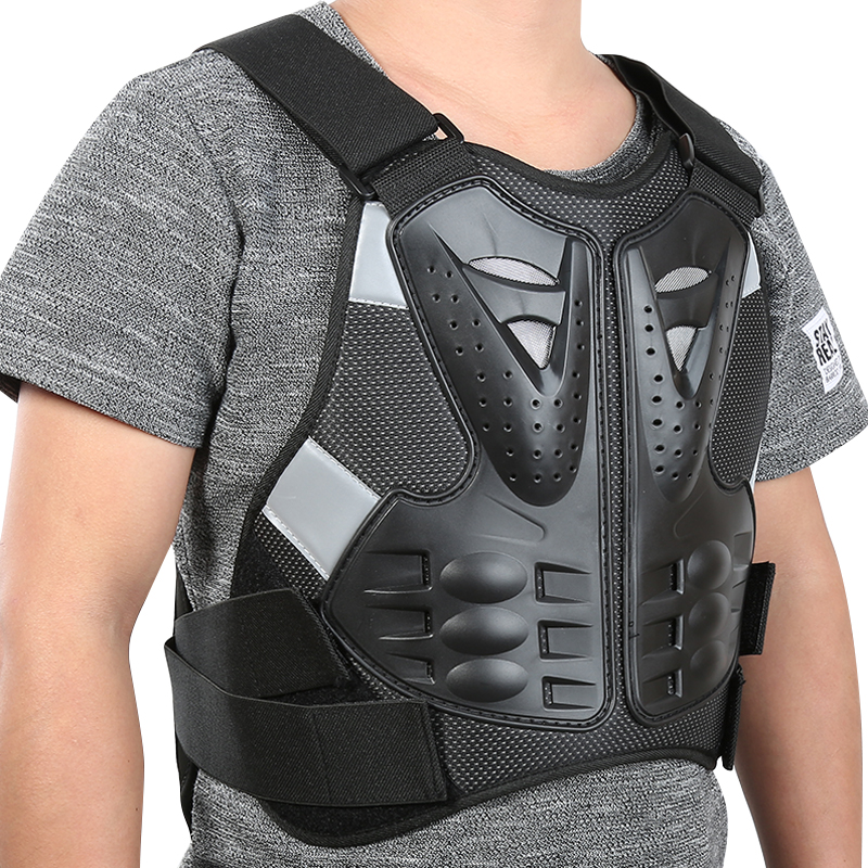Protective Gear Jacket  Vest NEW Racing Motorcross Motorcycle Body Armor Back Spine Motocicleta Full Suit Armor Jacket Motos|Armor| |  - title=