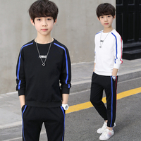 Boys Tracksuit 2019 Spring Children Clothing Sets Cotton T Shirt Pants 2 Pcs Sport Suit Boy Clothes Set Costumes