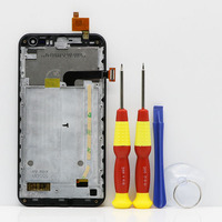New Original Touch Screen LCD Display For ZOPO ZP998 Digitizer Assembly With Frame Replacement Parts Disassemble