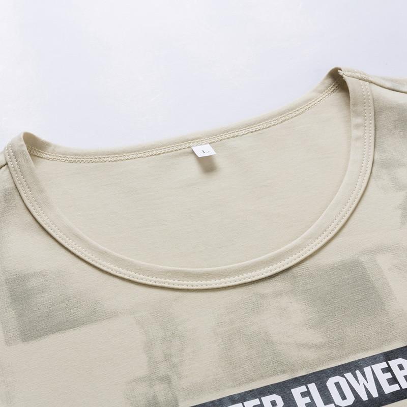 MIACAWOR New Brand Design Summer Men tshirt 100%Cotton Short-sleeve Funny t shirts Fashion Men Tees Camisetas MT657 5