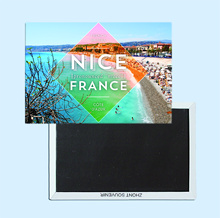 Nice, France tourist souvenirs, magnetic fridge magnets, home decoration crafts,special gifts for friends