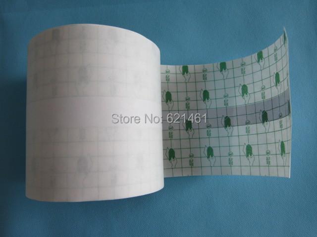 10/15/20 cm x 10 m impermeable transparente apósito adhesivo fijador yeso fixomull stretch PU película rollo de vendaje de la cinta de fijación
