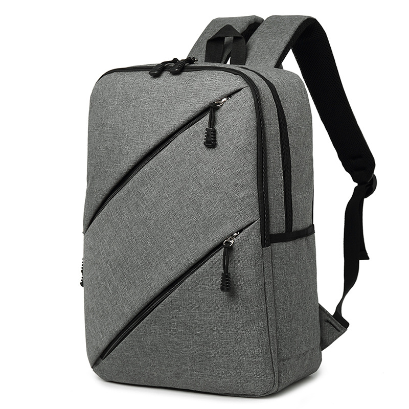 Canvas Backpack For 14 Inches Laptop Backpack Large Stundet School Bags Backpack Style Bag