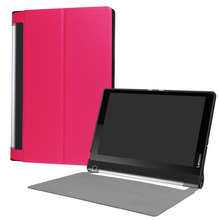 "Ledertasche funda Für Lenovo Yoga Tab3 Plus YT-X703 10,1 ""tablet Für Yoga Tab 3 10 Pro X90/X90F/X90M/X90L PU ledertasche"