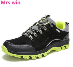 men sneakers Outdoor women Sports shoes Camping Upstream Men Tactical Hiking Shoes free soldier Breathable Waterproof Coating