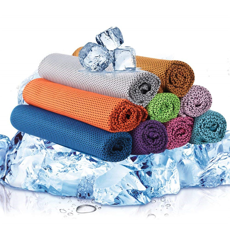 Yoga Towel Function: Outdoor Multi Function Instant Cooling Sports Towel