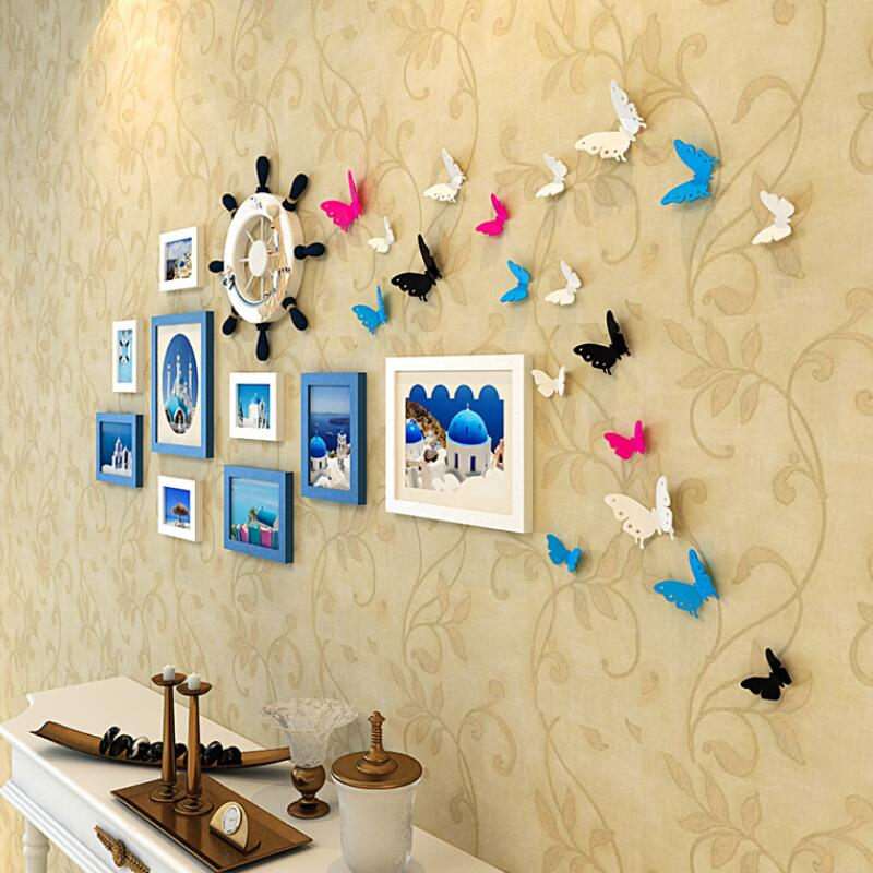 Luxury Wall Decor Picture Collage Ensign - Wall Art Collections ...