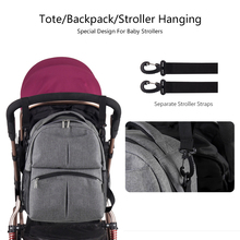 2017 NEW Mother Bag Baby Nappy Bags Large Capacity Maternity Mummy Diaper Backpack Stroller bag