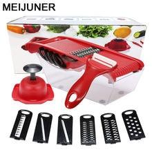 Meijuner овощерезка из нержавеющей стали кухонные аксессуары