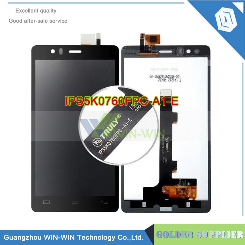 Brand New LCD Display With Touch Screen Assembly For BQ Aquaris E5 FHD IPS5K0760FPC-A1-E Free Shipping  все цены