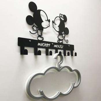 Mickey & Minnie Metal Hanger